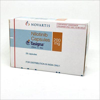 Thuốc Tasigna 200ng Thuốc Nilotinib 200mg