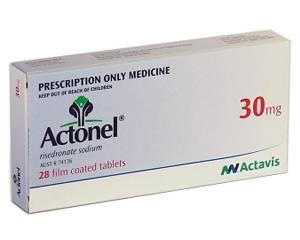 Thuốc Actonel 30mg (Thuốc risedronate 30mg)