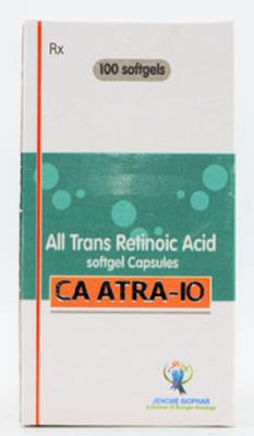 Thuốc CA ATRA-10 Thuốc All Trans Retinoic Acid 10mg Thuốc CA ATRA-10 mua ở đâu, Thuốc CA ATRA-10 giá bao nhiêu