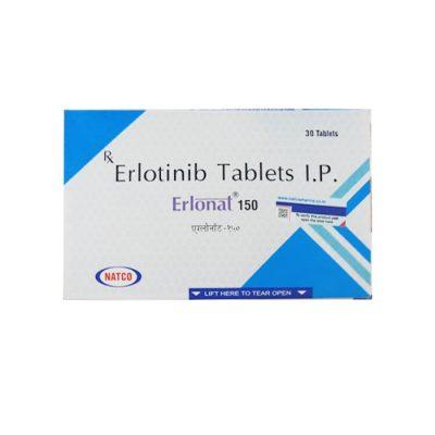 Thuốc Erlonat 150mg Thuốc Erlonat 150 Thuốc Erlotinib 150mg thuốc Erlotinib tablets I.P.