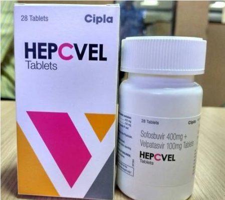 Thuốc Hepcvel