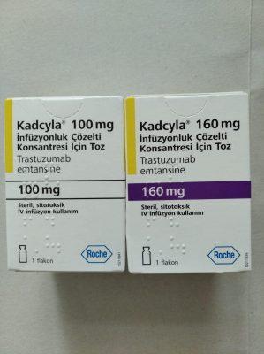 Thuốc Kadcyla 160mg Thuốc trastuzumab emtansine 160mg Thuốc Kadcyla 100mg Thuốc trastuzumab emtansine 100mg
