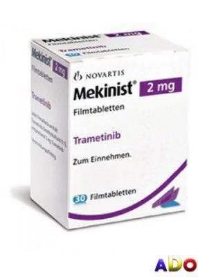 Thuốc Mekinist 2mg Thuốc trametinib 2mg Thuốc Mekinist 2mg mua ở đâu, Thuốc Mekinist 2mg giá bao nhiêu