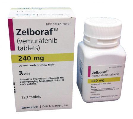Thuốc Zelboraf 240mg thuốc Vemurafenib 240mg