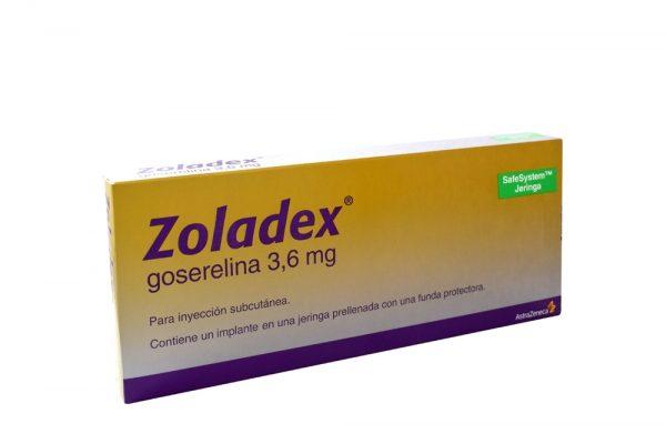 Thuốc Zoladex 3.6mg Thuốc Goserelina 3.6mg