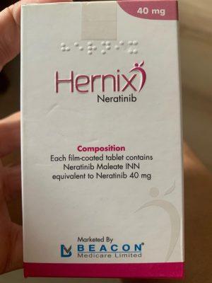 Thuốc Neratinib 40mg Thuốc Hernix 40mg