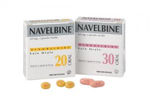 Thuốc Navelbine - Thuốc Thuốc Navelbine 20 - Thuốc Navelbine 30 - Thuốc Vinorelbine