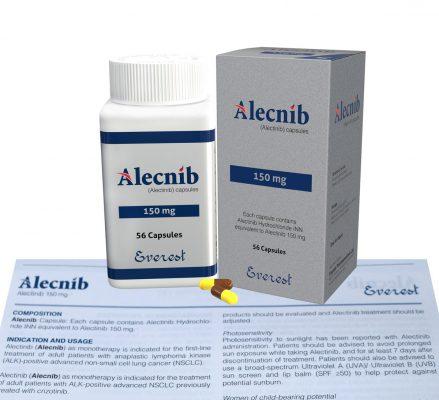 Thuốc Alecnib 150mg - Thuốc Alectinib 150mg