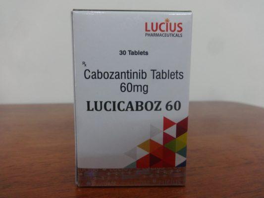 Thuốc Lucicaboz 40 Thuốc Cabozantinib 40mg Thuốc Lucicaboz 60 huốc Cabozantinib 60mg