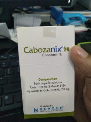Thuốc Cabozantinib 20mg mua ở đâu