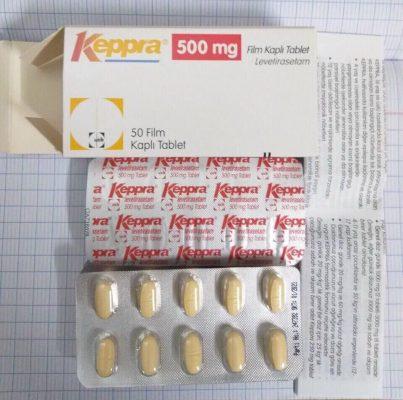 Thuốc Keppra 500mg mua ở đâu