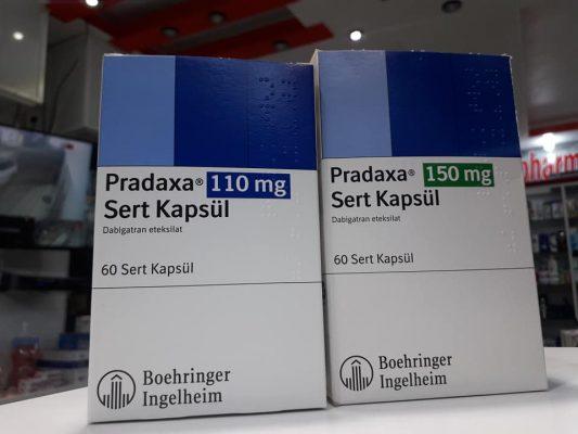 Thuốc Pradaxa mua ở đâu