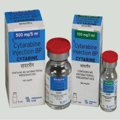 Thuốc Cytarabine 100mg - Thuốc Cytarine 100mg