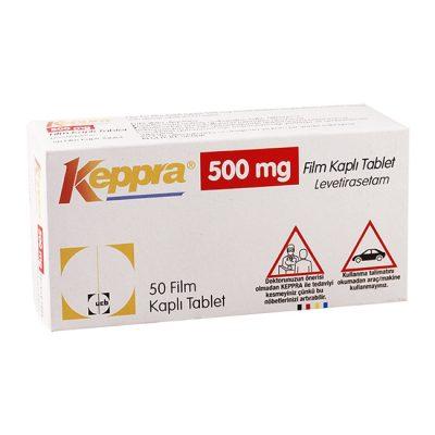 Thuốc levetiracetam 500mg - Thuốc Keppra 500mg