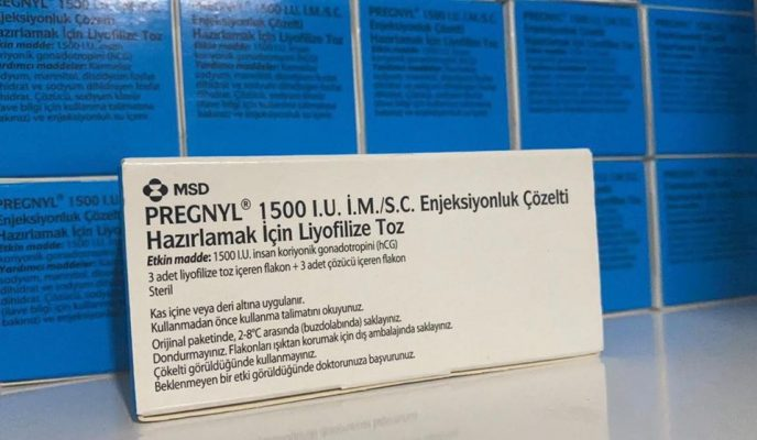 thuốc Pregnyl 5000 IU- thuốc Pregnyl 1500 IU Thuốc Pregnyl mua ở đâu, Thuốc Pregnyl giá bao nhiêu