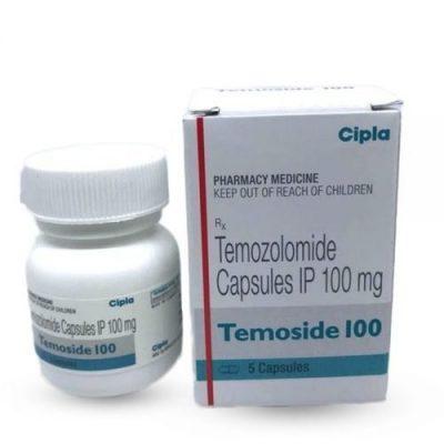 Thuốc Temoside 100 Thuốc Temozolomid 100mg