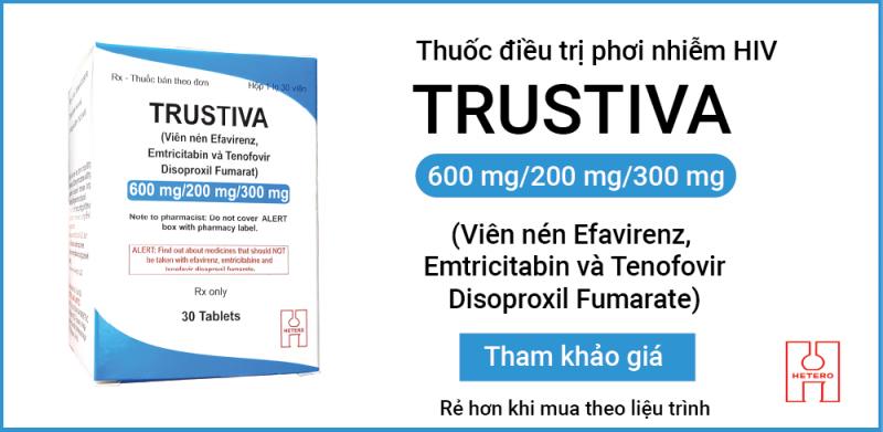 Thuốc Trustiva