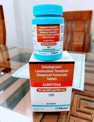 Thuốc ACRIPTEGA mua ở đâu, Thuốc ACRIPTEGA giá bao nhiêu